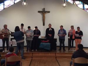 Gottesdienst Schulanfang 2016
