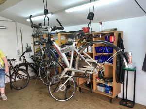 10 Jahre Fahrradwerkstatt